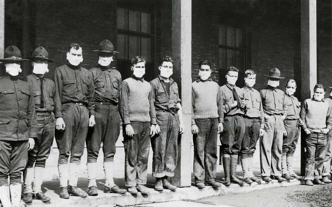 Déjà vu? Denverites' reaction to pandemic mirrors 1918 influenza
