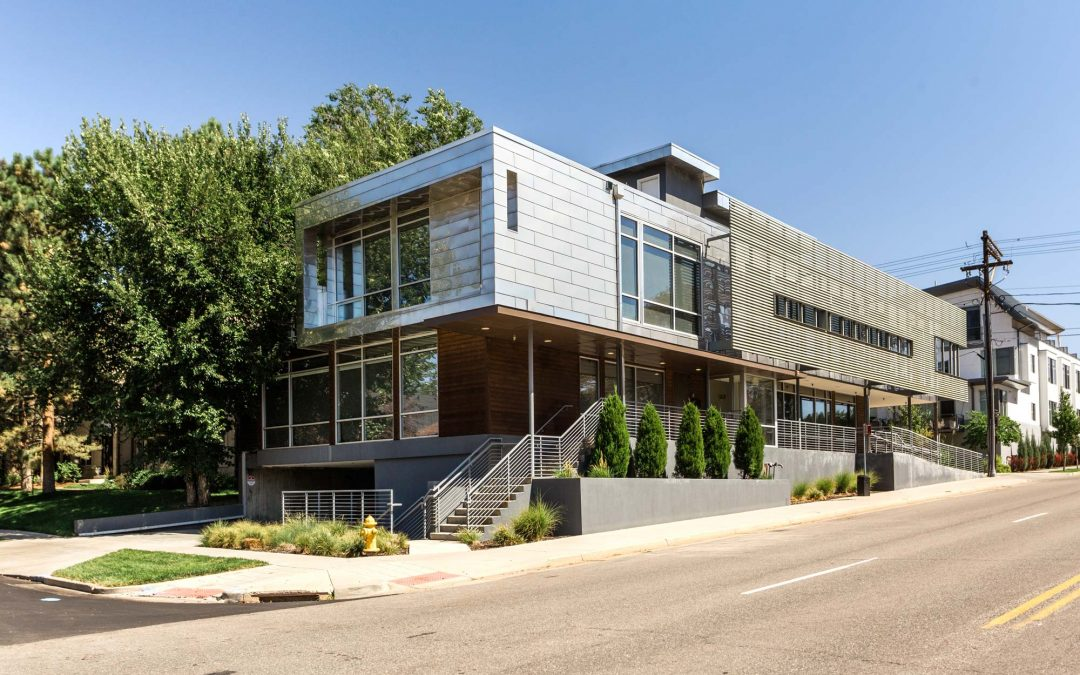 RE/MAX of Cherry Creek Purchases Office Building | 100 Jackson Street, Denver