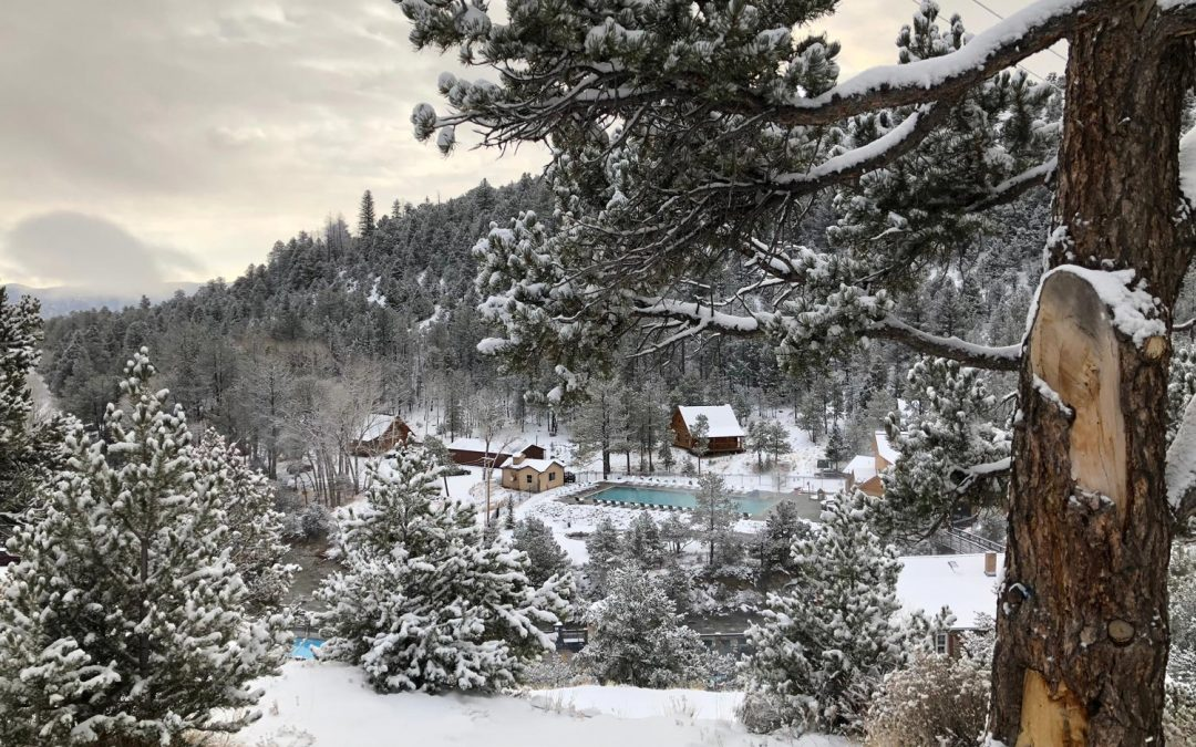 Soothe your soul at Colorado's scenic hot springs