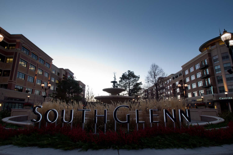 Southglenn Denver Sign