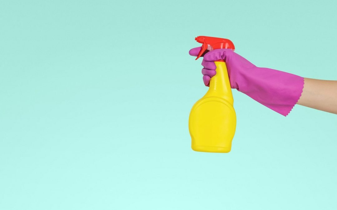 Quick Tip of the Month: New Year's cleaning chores