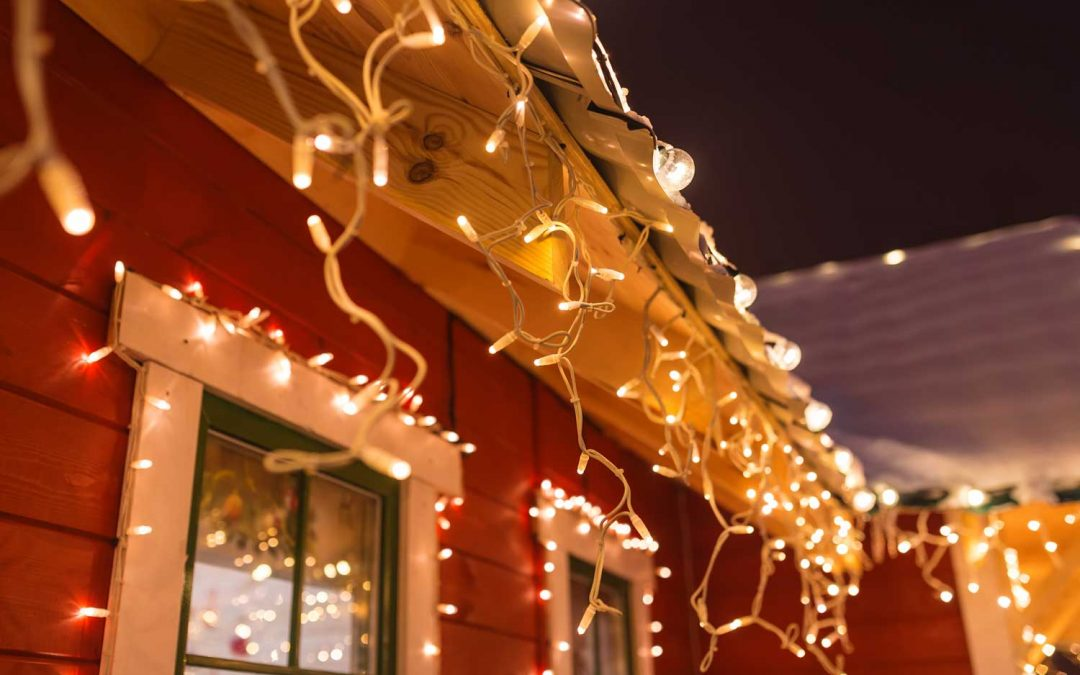 Quick Tip of the Month: Turn on holiday lights from the warmth of your house