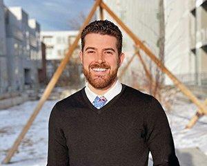 Nick Millisor Headshot