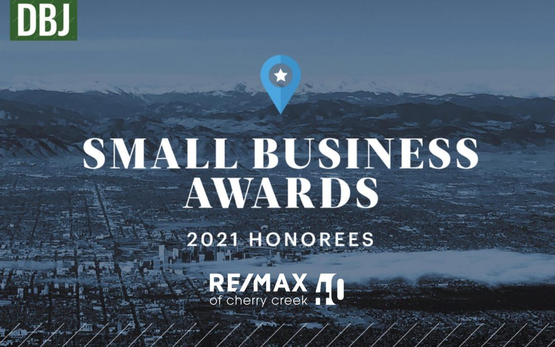 RE/MAX of Cherry Creek Selected as a Finalist for the DBJ's Small Business Awards