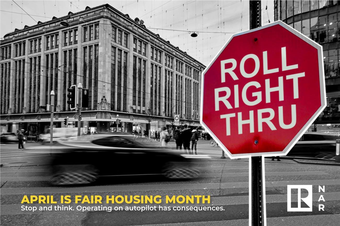 fair housing month graphic