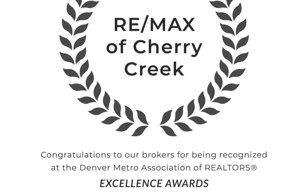 RE/MAX of Cherry Creek Brokers Honored at 43rd DMAR Excellence Awards