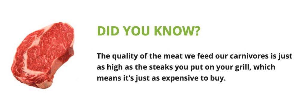 steak info denver zoo