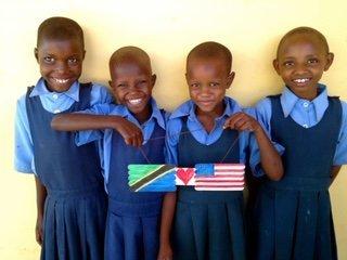 o'brien school kids smiling