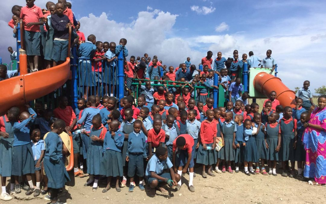 RMCC Gives | O'Brien School for the Maasai