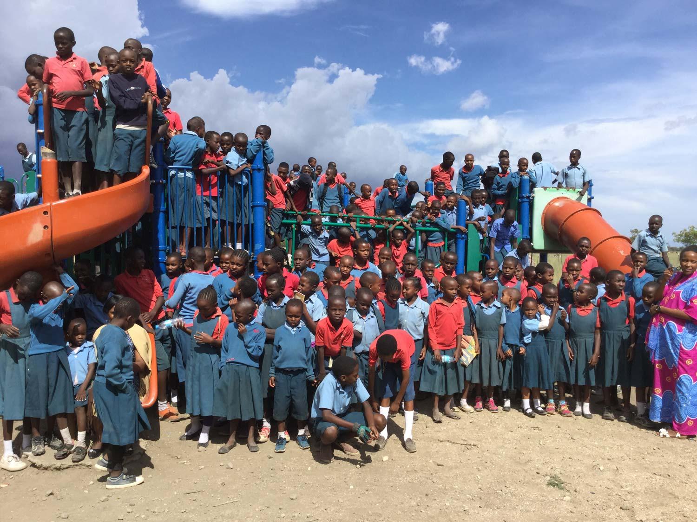 o brien maasai school group photo