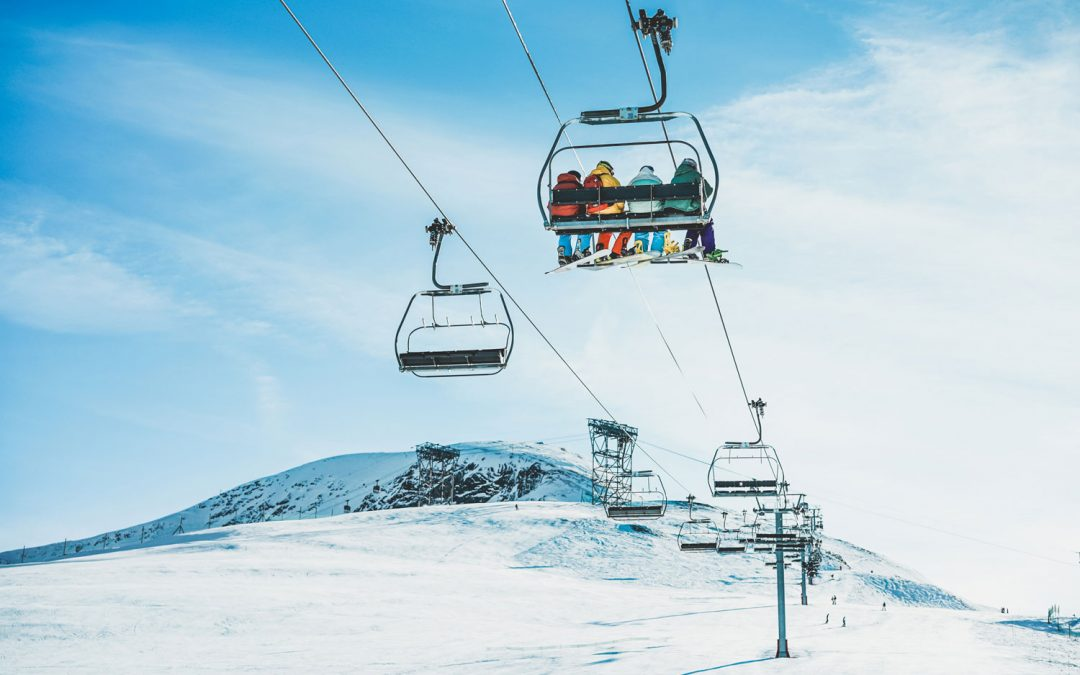 Soon the snow will fly. Buy your ski pass now!