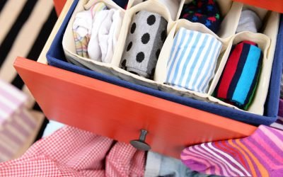 Take 15 minutes and get organized! 5 easy projects